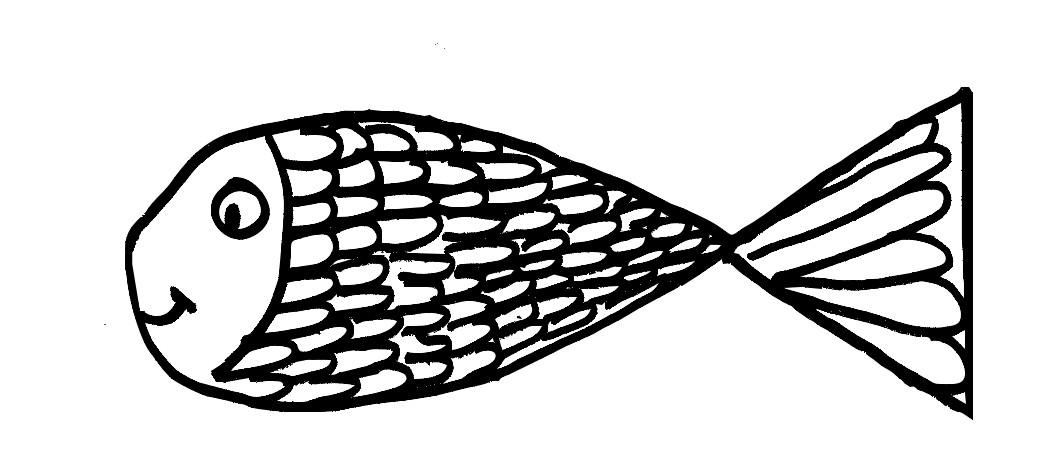 Poisson à Colorier Bricolokid Com